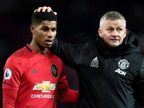 Ole Gunnar Solskjaer sought Marcus Rashford's advice over Manchester United target Jadon Sancho