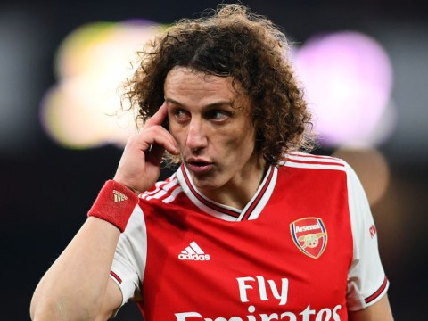 David Luiz speaks out on his future amid speculation he is set to leave Arsenal