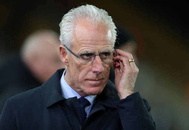 Mick McCarthy has been replaced by Stephen Kenny as Republic of Ireland manager