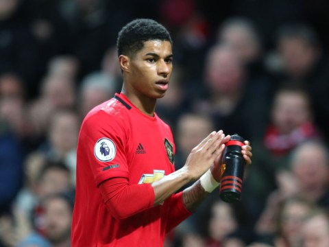 Marcus Rashford reveals how he reacted to Manchester City Champions League ban