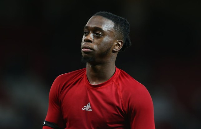 Manchester United defender Aaron Wan-Bissaka has named his 'toughest opponent'