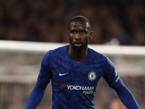 Chelsea defender Antonio Rudiger names two Liverpool players as his toughest-ever opponents