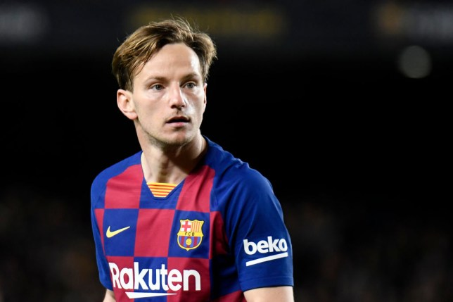 Man Utd transfer news: Barcelona boss Setien on Ivan Rakitic exit ...