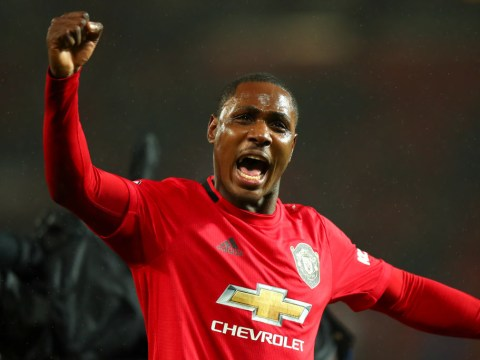 Manchester United confirm Odion Ighalo's loan has been extended until January