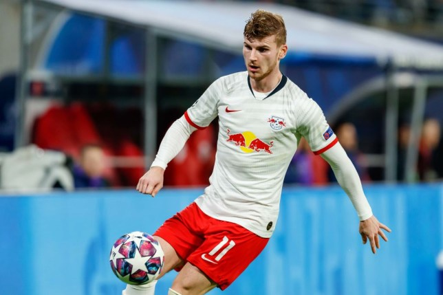 Liverpool and Bayern Munich have expressed interest in signing Timo Werner