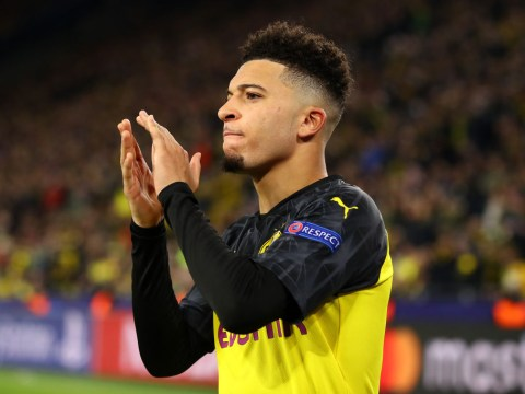 Graeme Souness and Jamie Redknapp react to rumours Jadon Sancho has agreed to join Manchester United