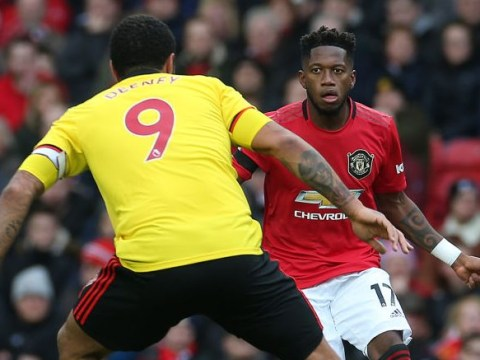 Troy Deeney reveals Watford 'targeted' Manchester United midfielder Fred in recent clash