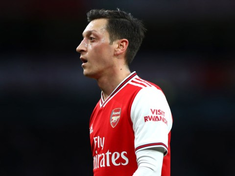 Arsenal open door for £350k-a-week Mesut Ozil to leave this summer