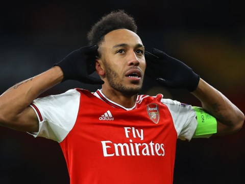 Pierre-Emerick Aubameyang's dad sends message to Arsenal striker after Chelsea transfer link
