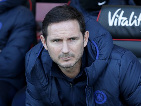 Frank Lampard feels regret over how mental health was dealt with over his playing career