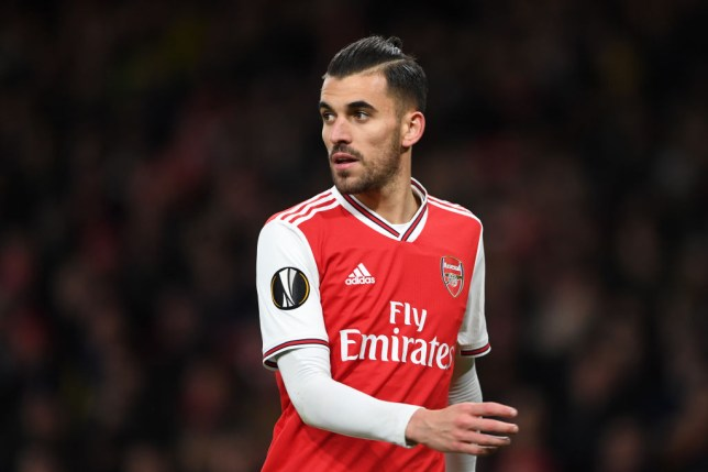 Arsenal could look to re-sign Real Madrid midfielder Dani Ceballos