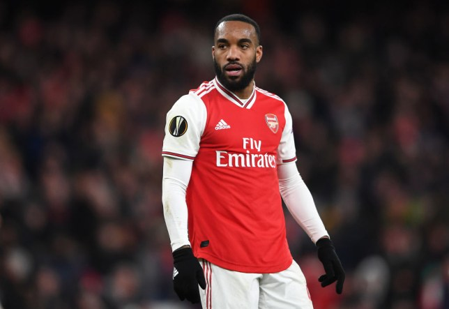 Arsenal news: Alexandre Lacazette responds to Atletico Madrid ...