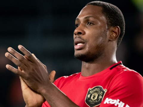 Manchester United 'holding off' Odion Ighalo talks