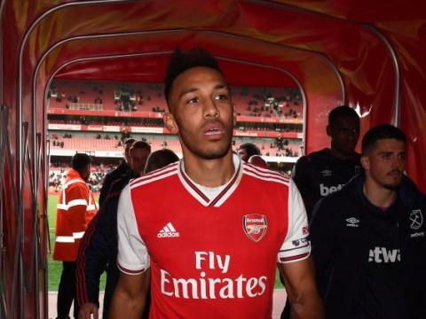 Pierre-Emerick Aubameyang could join Real Madrid, Barcelona or Juventus, says Arsenal hero Charlie Nicholas