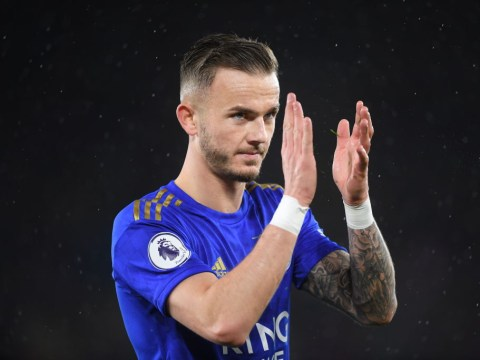 Manchester United transfer target James Maddison drops hint over future