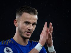 James Maddison names Man Utd duo and Jadon Sancho as best he's ever played with