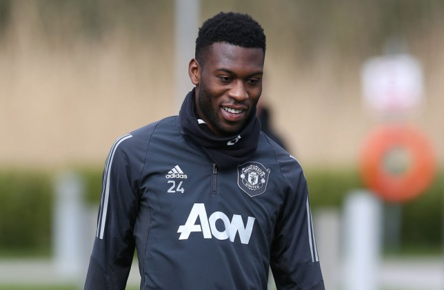 Timothy Fosu-Mensah hasn't made a Man Utd first team appearance in nearly three years