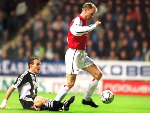 Did Arsenal legend Dennis Bergkamp mean pirouette goal against Newcastle? Ian Wright weighs in