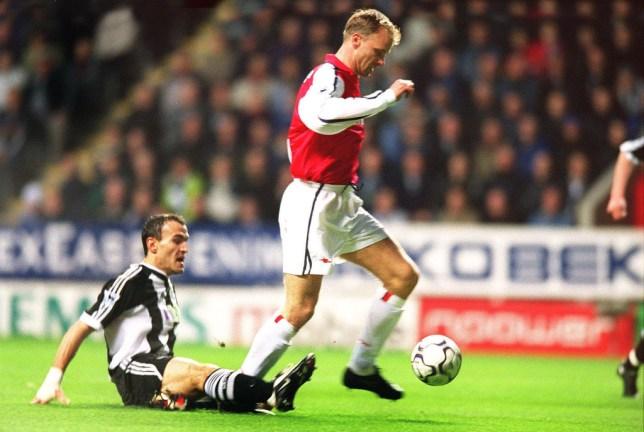 Dennis Bergkamp goal vs Newcastle
