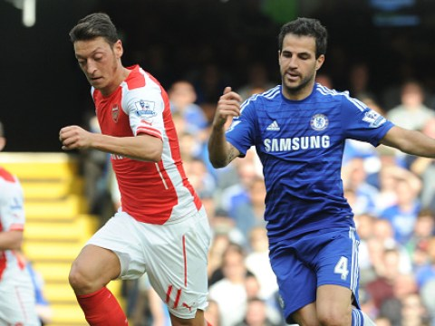 Jack Wilshere reveals the one difference between Mesut Ozil and Cesc Fabregas