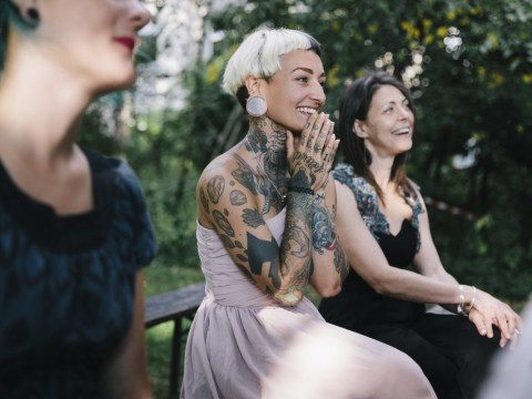 Women with tattoos are more sexually open, according to a study
