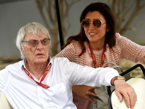 F1 supremo Bernie Ecclestone, 89, to become father for the fourth time