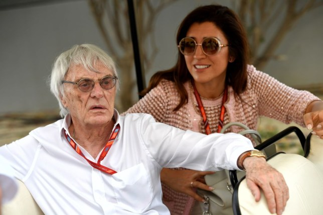 Bernie Ecclestone, 89, and wife Fabiana Flosi to welcome child