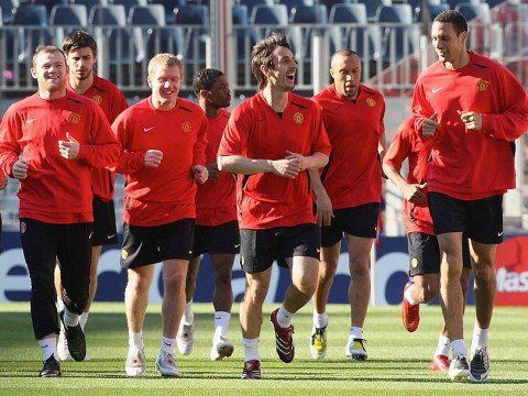 Gary Neville claims David Beckham, Ryan Giggs and Dwight Yorke completed the bleep test at Manchester United