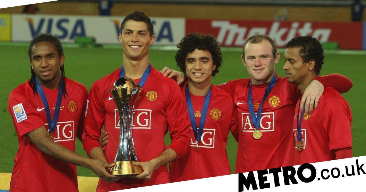 Rafael da Silva names his dream Manchester United six-a-side team