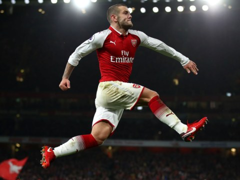 Jack Wilshere reveals the bizarre story of how he signed for Arsenal