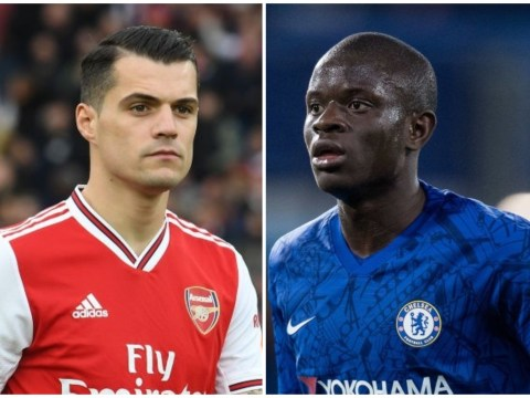 Why Arsenal signed Granit Xhaka ahead of N'Golo Kante