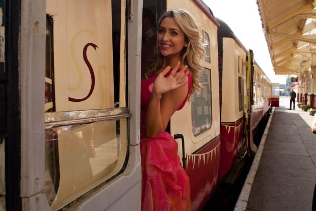 Carmel McQueen in Hollyoaks