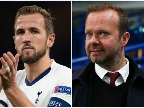 Ed Woodward keen on Harry Kane but Manchester United's chances of a deal are 'remote'