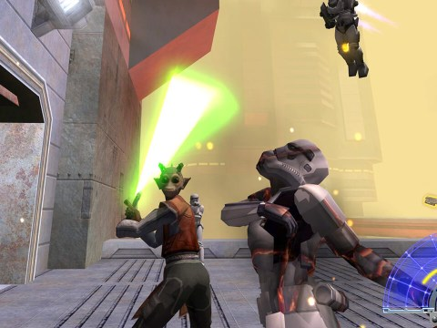 Star Wars Jedi Knight: Jedi Academy is getting a physical release, for some reason