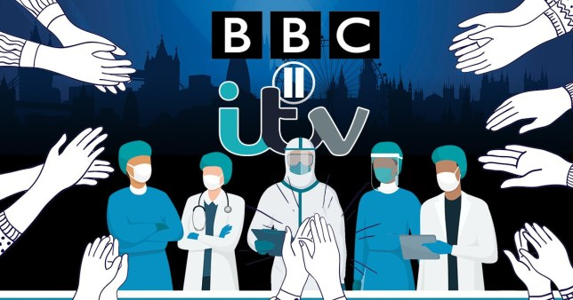 ITV and BBC NHS carers