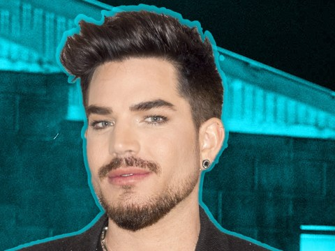 Adam Lambert's keen to get into acting after Bohemian Rhapsody cameo because why not?