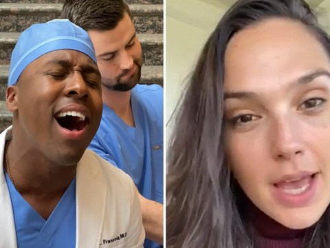 Singing doctor and Jack Whitehall lookalike pianist's Imagine cover blows up after Gal Gadot's cringe version