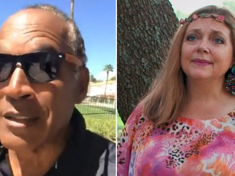 Tiger King: OJ Simpson is adamant Carole Baskin killed her ex-husband Don Lewis