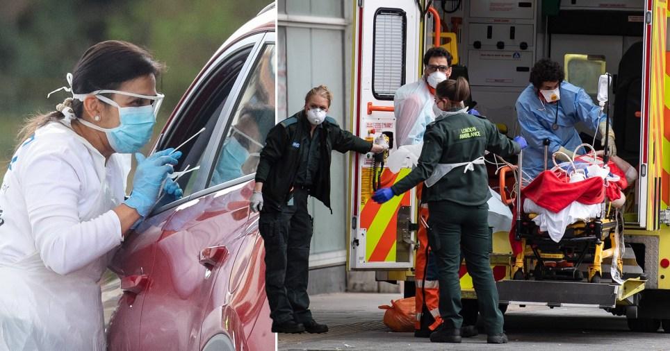 UK death toll update