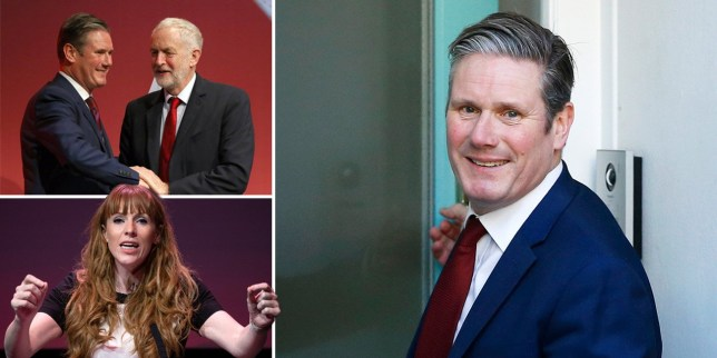 Shadow Brexit Secretary Keir Starmer has won the Labour leadership election race (Credits: Getty Images)