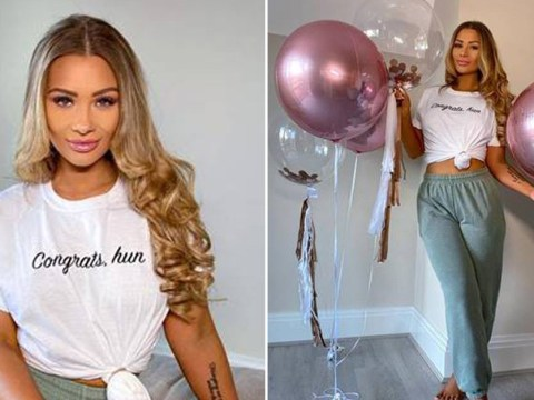 Love Island's Shaughna Phillips is the new face of In The Style as she launches loungewear edit