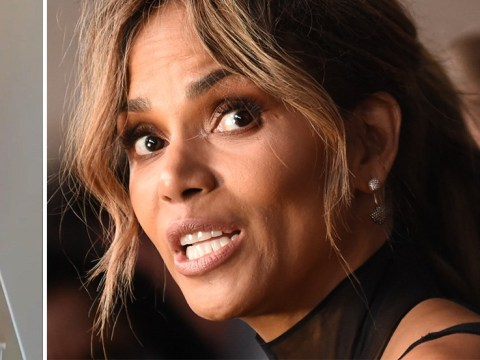 Halle Berry hits back at critics of her infant son for wearing heels: 'Have a laugh and some compassion'