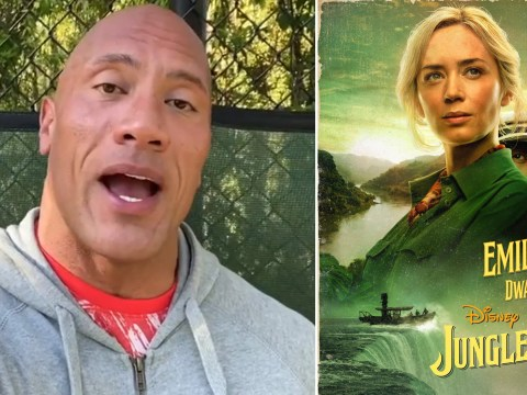 Dwayne Johnson explains why Jungle Cruise has been delayed 'again' until 2021