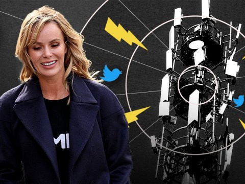 Amanda Holden 'accidentally tweeted 5G petition link' after conspiracy theorists connect it to coronavirus