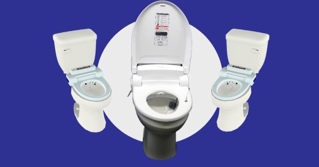 This is the future of pooping, friends  (PA)