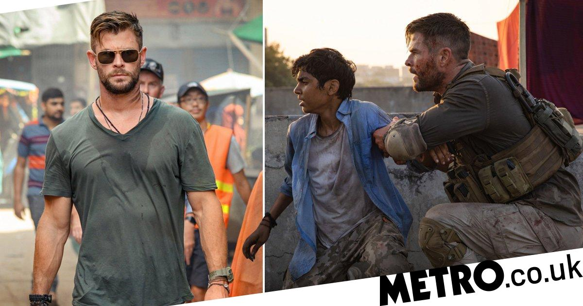 Chris Hemsworth Gets Bloody In Wild Trailer For Netflix S Extraction Metro News
