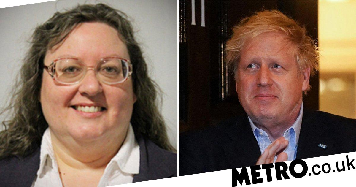 Mayor expelled for saying Boris Johnson 'completely deserves this'