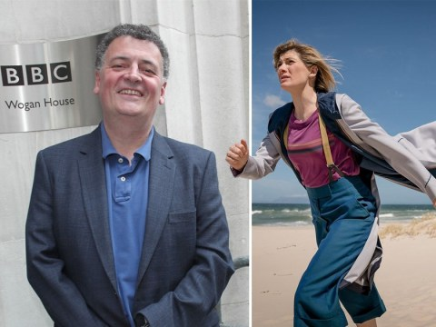 Steven Moffat won't return to Doctor Who as he's 'out of ideas' for the show