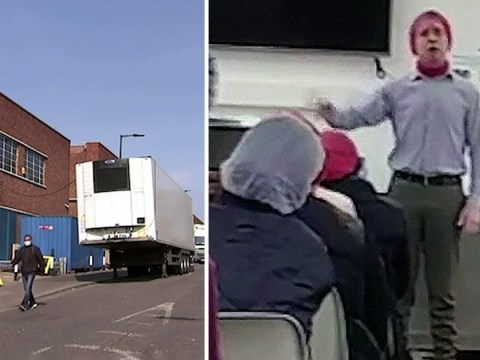 'Work or be sacked' boss filmed telling staff at major UK food company