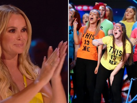 Britain's Got Talent 2020 preview: Amanda Holden left sobbing over choir Sign With Us and you will be too